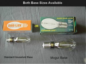 150 Watt HPS GROW LIGHT BULB HYDROPONICS NEW CLEAR!