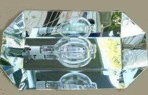 MONSTER 3' GROW LIGHT HOOD REFLECTOR 4 400,600 hps MH