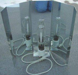 SWITCHABLE HPS & METAL HALIDE 400 watt Grow Light w mh