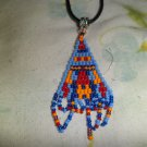 Touch of Indian Pendant Necklace