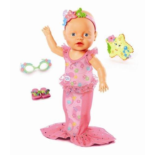 Baby Born Mommy Look, I can Swim Zapf