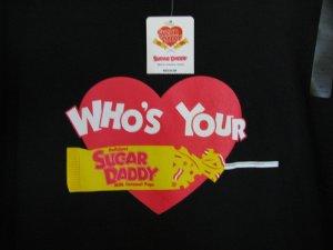 Sugar Daddy Tee Shirt Funny T-Shirt Humor
