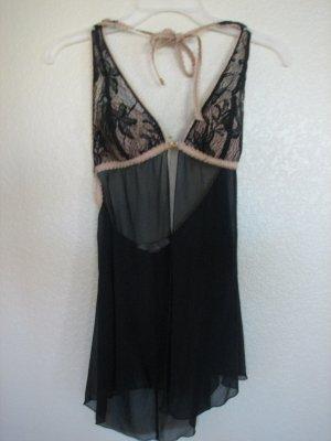 Victoria's Secret Sheer Black Nightie