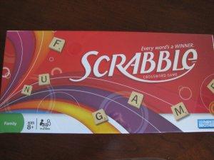 Scrabble Board Game New in Box