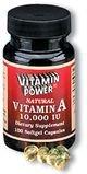 Vitamin A 10,000 IU (100 Tablets)
