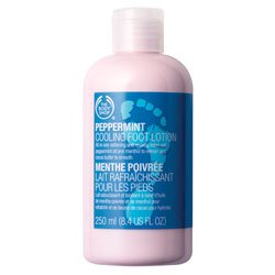 Peppermint Cooling Foot Lotion 8.4 fl oz  - 22179
