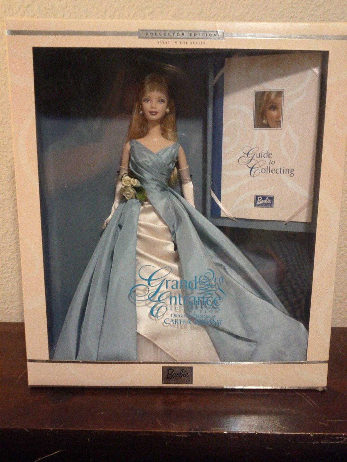 Grand Entrance Barbie by Carter Bryant Collector Edition