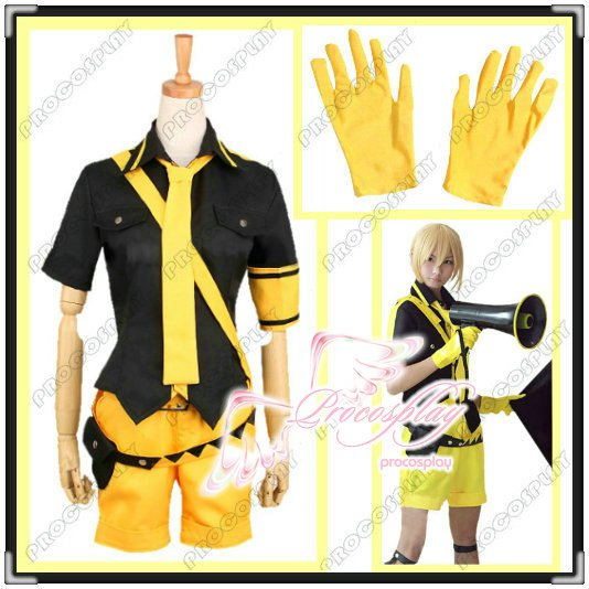 Love is war Vocaloid Len Cosplay Costume Any Szie