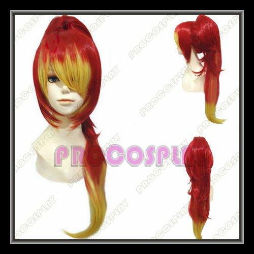 Expedited  Ao no Exorcist Shura Kirigakure Cosplay Wig