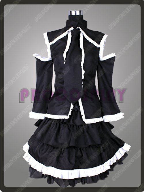 New Vocaloid Project Diva Miku Cosplay Costume