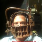 Saw Movie Prop Replica Amanda Reverse Beartrap Bear Trap Mask Cosplay Halloween