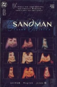 Sandman # 25 NM  DC/vertigo