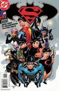 Superman/Batman : worlds finest #5 NM