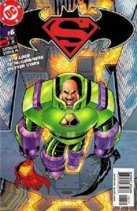 Superman/Batman  #6 NM
