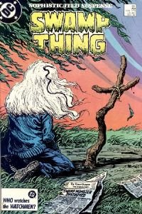 Swamp Thing # 55 NM ALAN Moore