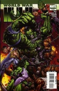 World War Hulk 2 of 5 mint