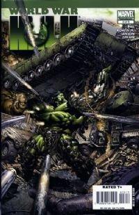 world War Hulk 3 of 5 mint