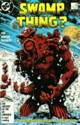 Swamp Thing # 57 NM ALAN Moore
