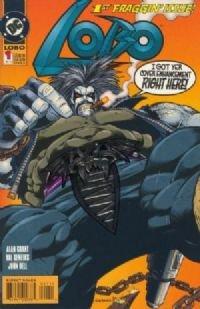 Lobo #1  (volume 2) NM+