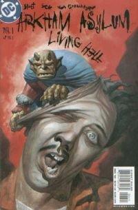 Arkham Asylum: Living Hell   # 6 of 6