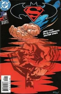 Superman/Batman # 2 NMint -Jeph Loeb