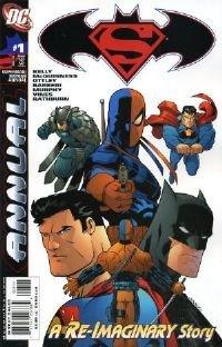 superman/Batman annual # 1 NMint - 2006
