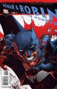 DC All-Star Batman and Robin: the boy wonder #5 *mint*
