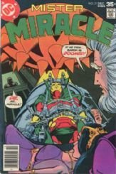 Mister Miracle #21 NM 1977