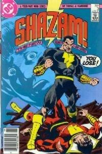 Shazam : The New begining # 3 NM