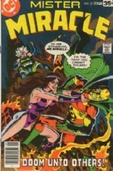Mister Miracle #28 NM LAST ISSUE