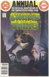 Swamp Thing Annual # 1 1982