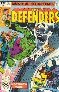 The Defenders #85 1980 NM