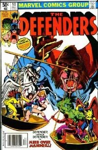 The Defenders #90 NM