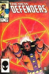 The New Defenders # 136