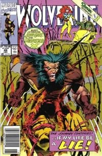 Wolverine # 49  FREE SHIPPING!!