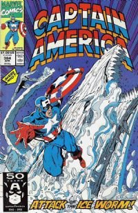 CAPTAIN AMERICA # 384 nm FREE SHIPPING ON ALL COMICS!