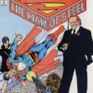 The Man of Steel (mini-series) #4 1986 NM