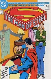 The Man of Steel # 6 NM 1986