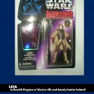 1996 Star Wars Shadows o the Empire Leia In Boussh Disguise NEW IN PACKAGE MOC