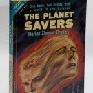 Ace Sci Fi Double Novel #F-153 (1962): 'The Planet Savers' / 'The Sword of Aldones' both by Bradley
