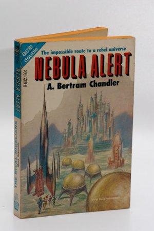 Ace Double #G-632 (1967): Nebula Alert by A. Bertram Chandler / The Rival Rigelians by Mack Reynolds