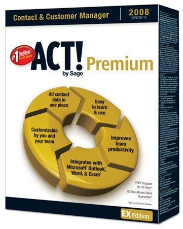 (20) User Act! Premium (EX) 2008 Early Bird Promo - Save $1694