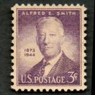 United States Scott #937 3-c Alfred E Smith 1873-1944 Issued 1945 MH VF-XF