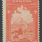 CANADA Special Delivery Stamp Scott #E3 SG #S5 20-c Orange MLH F-VF