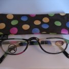 High Quality Reading Glasses 8113-5009 dot +3.50
