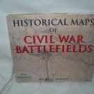 Historical Maps of the Civil War Battlefields