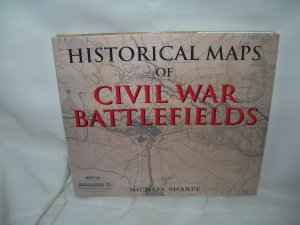 Historical Maps of the Civil War Battlefields