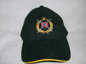 Confederate States baseball hat