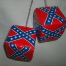 Battleflag Hanging Dice