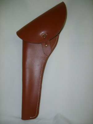 Leather Holster Right - Brown